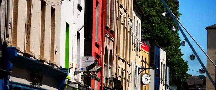 free walking tours Cork street